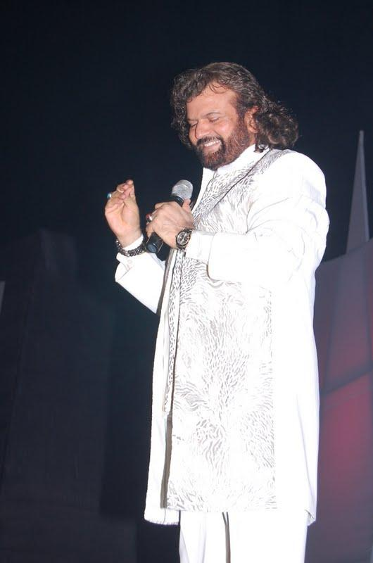Hans Raj Hans at Drive in 24 Moradabad